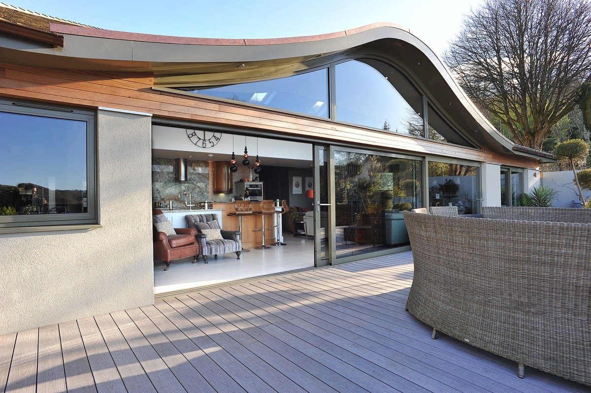 Contemporary Waterside Property